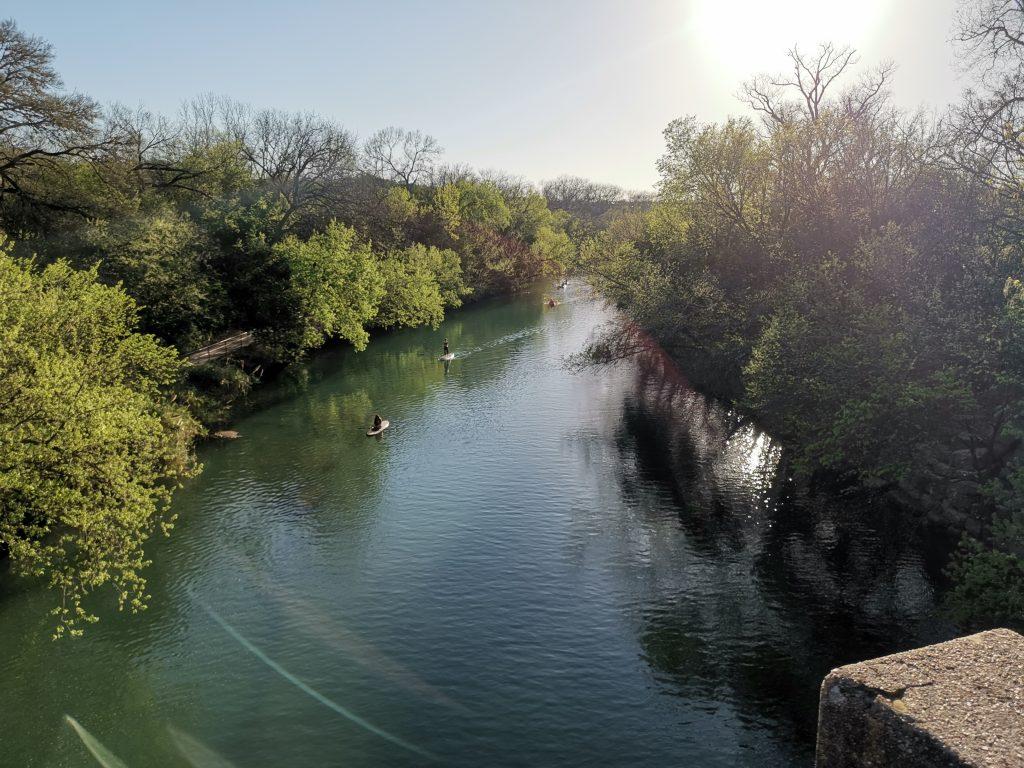 Saker att göra i Austin Barton Springs