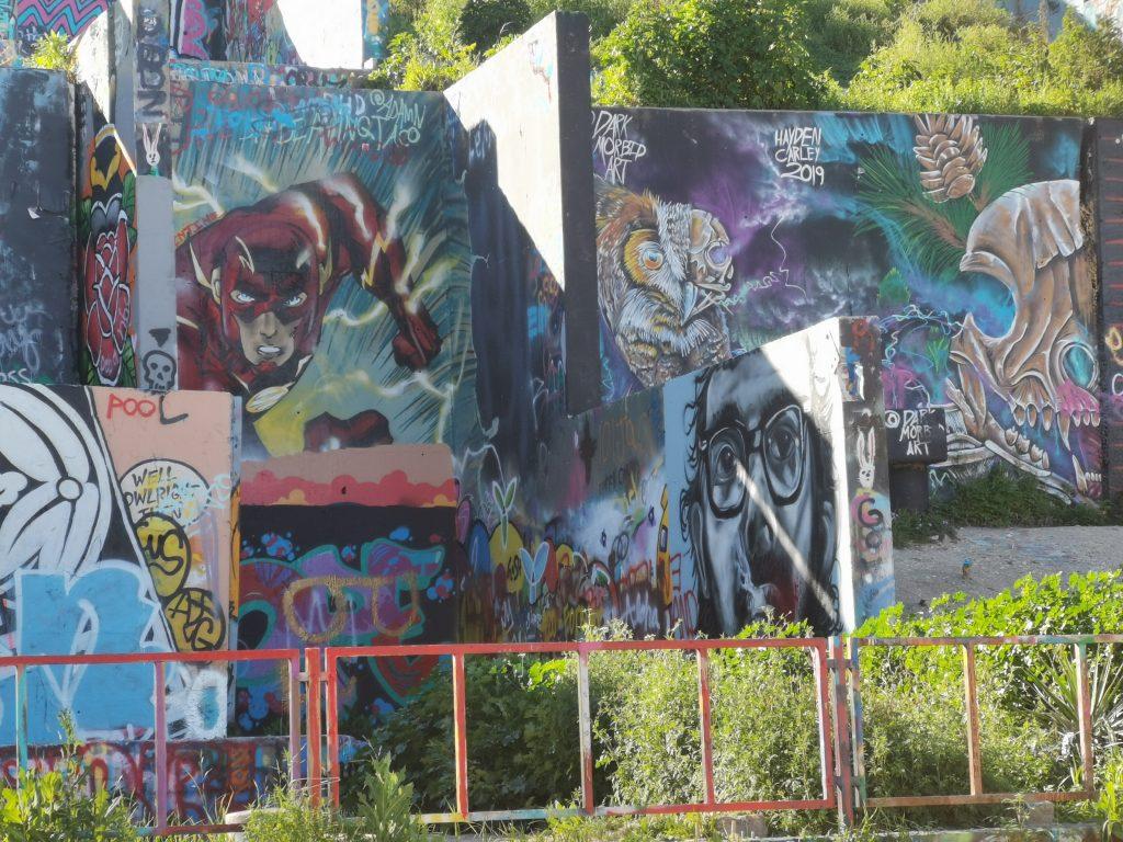Graffiti Park - Castle Hill