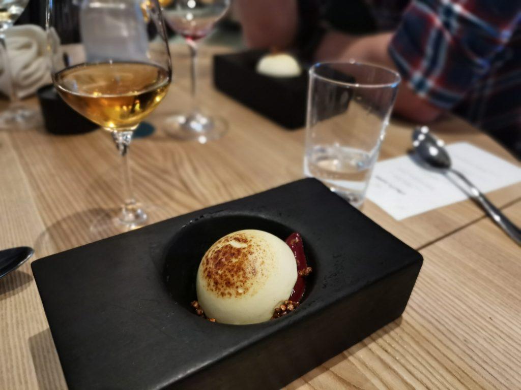 Restaurang Nabo dessert
