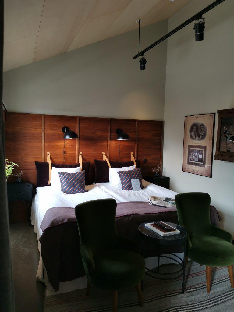 Hotell i Fiskebäckskil - Slipens Hotell - rum