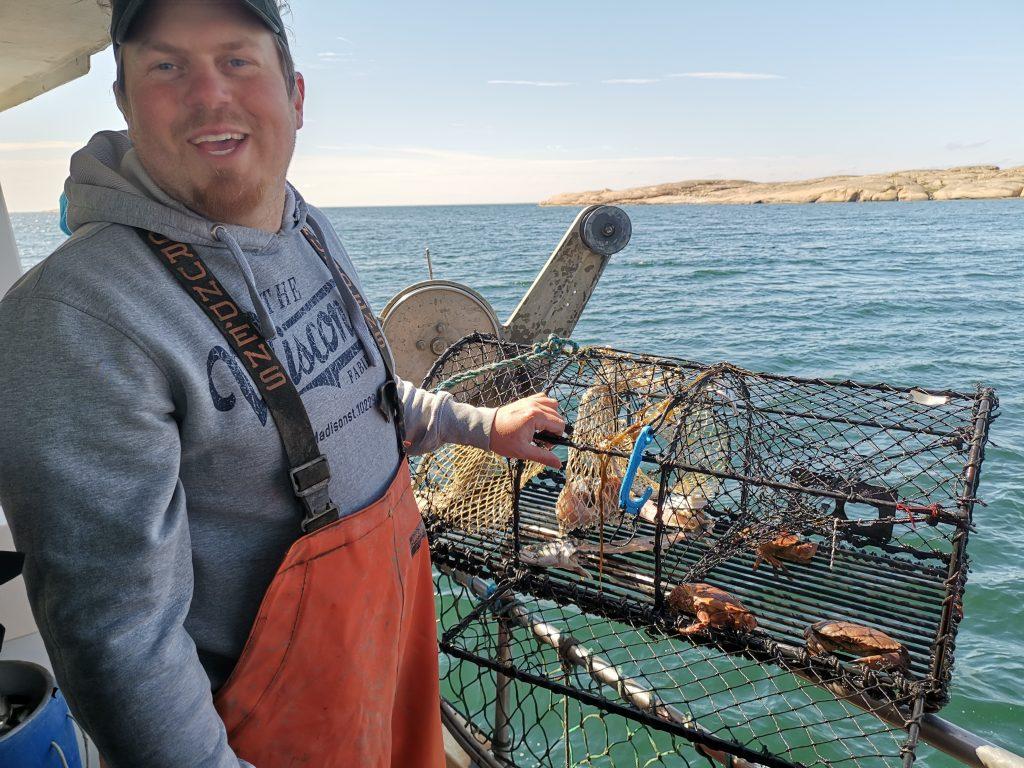 Scandinavian Detours Krabb- och kräftfiske