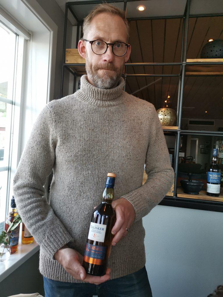 Sveriges bästa whiskybar