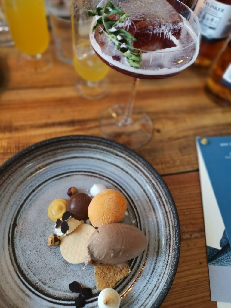 Scandinavian Detours Middag med matchande whiskycocktails