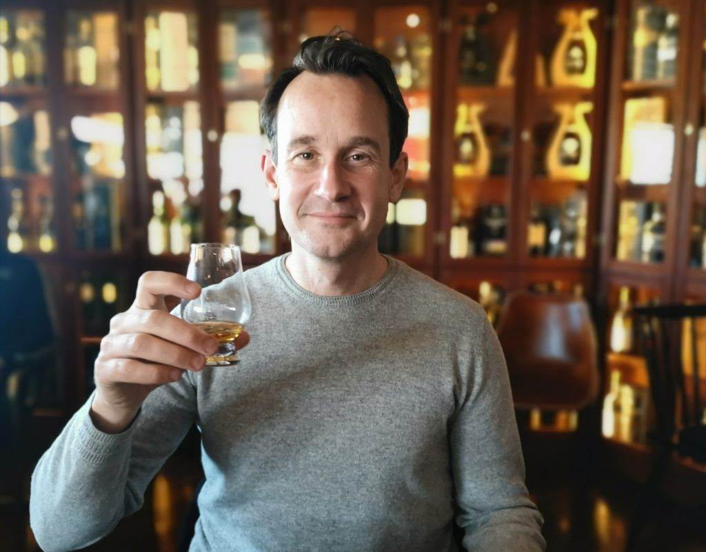 Scandinavian Detours Whiskyprovning på Restaurang Brygghuset