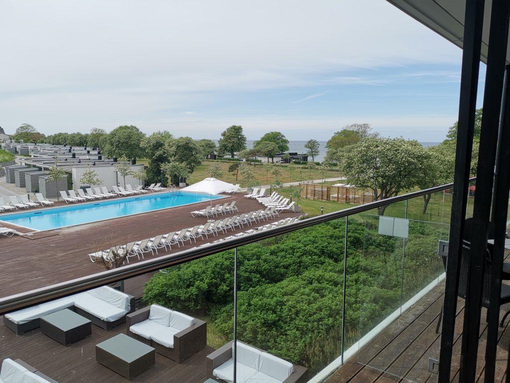 Hotellrum på Novi Resort