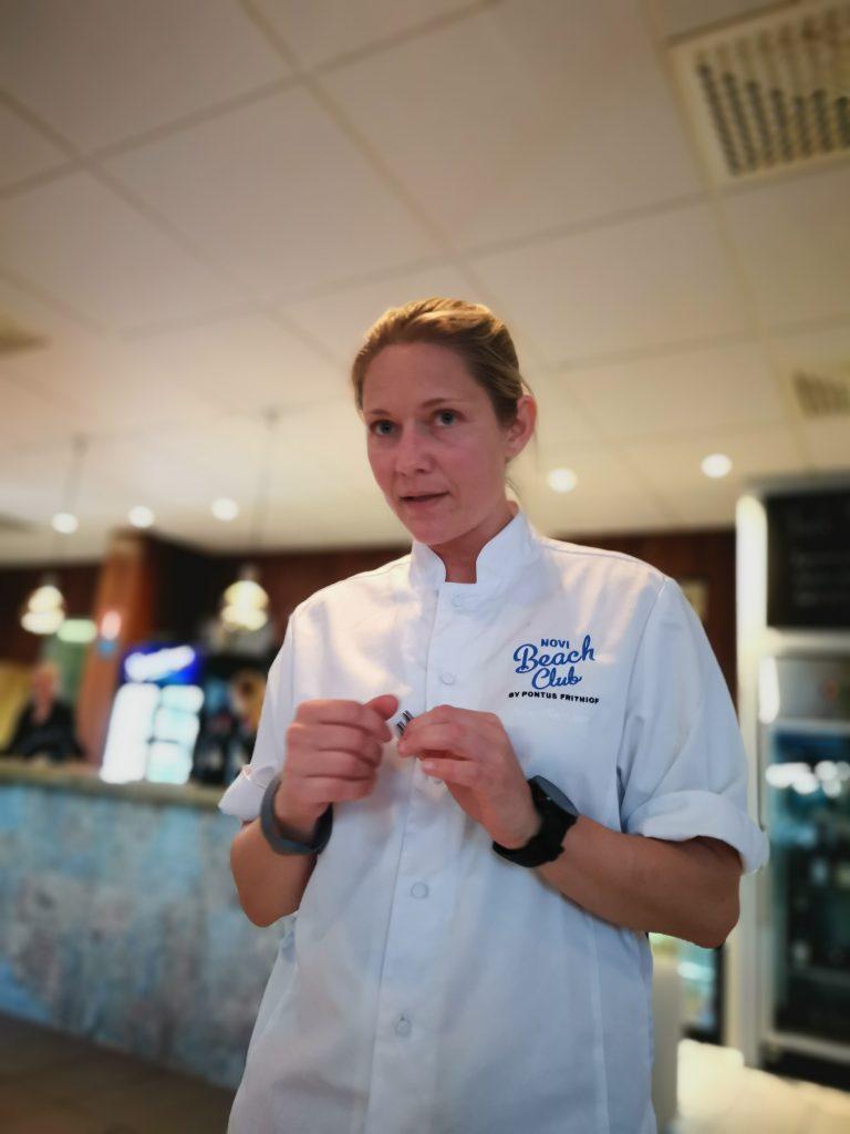 Restauranger på Novi Resort