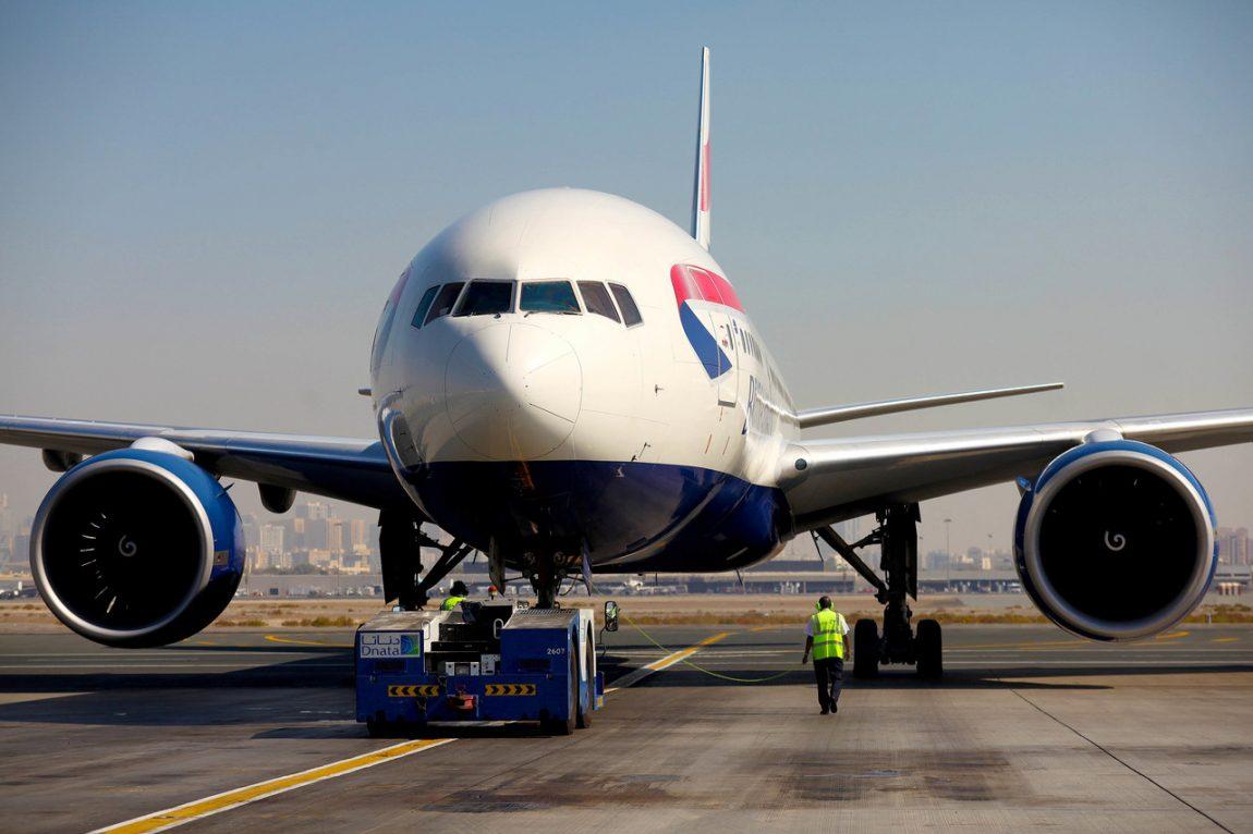 British Airways economy premium - World Traveller Plus