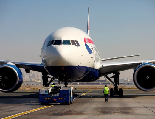 British Airways economy premium - World Traveller Plus