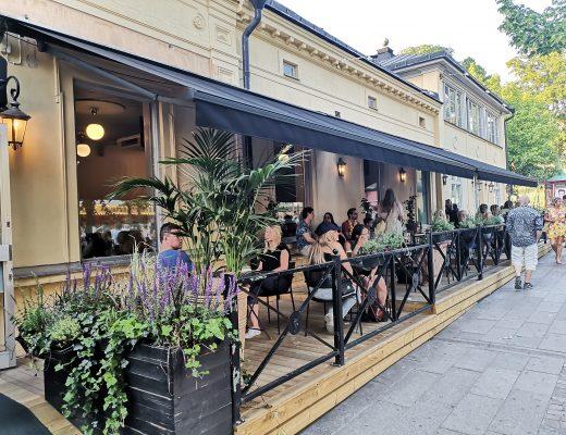 The Bakery på Djurgården