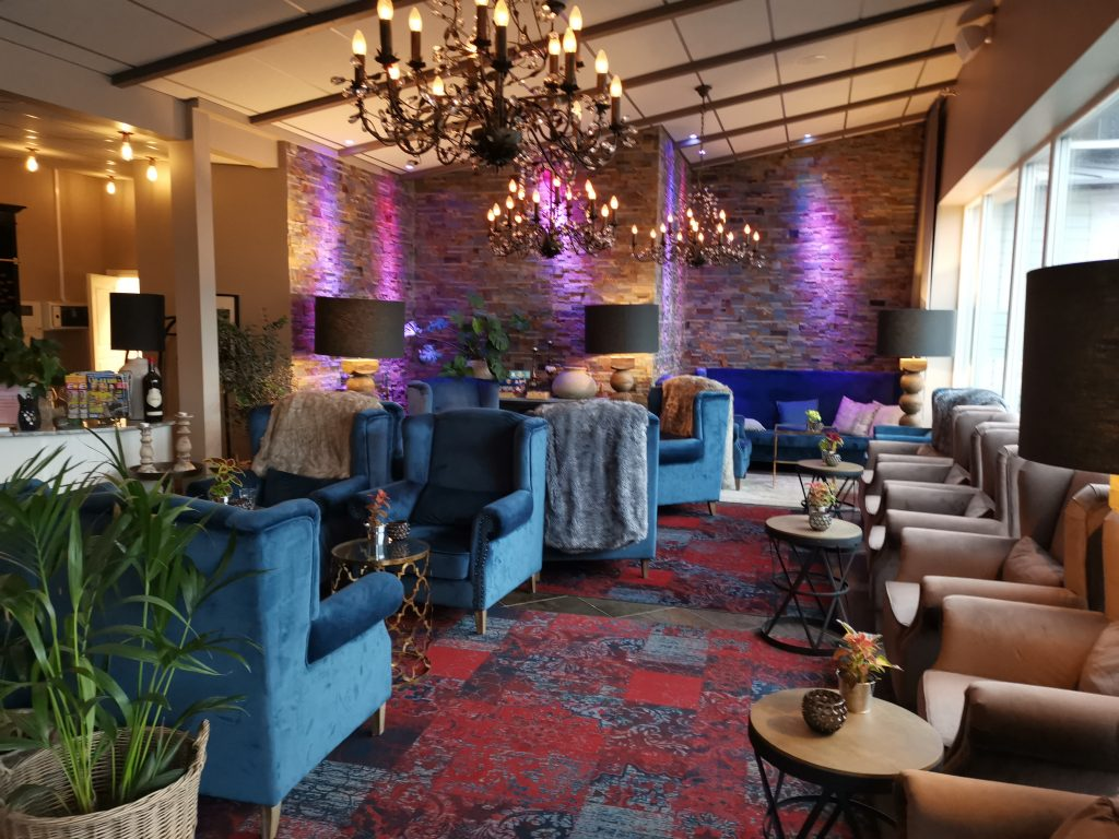 Hotell Havsbaden lobby