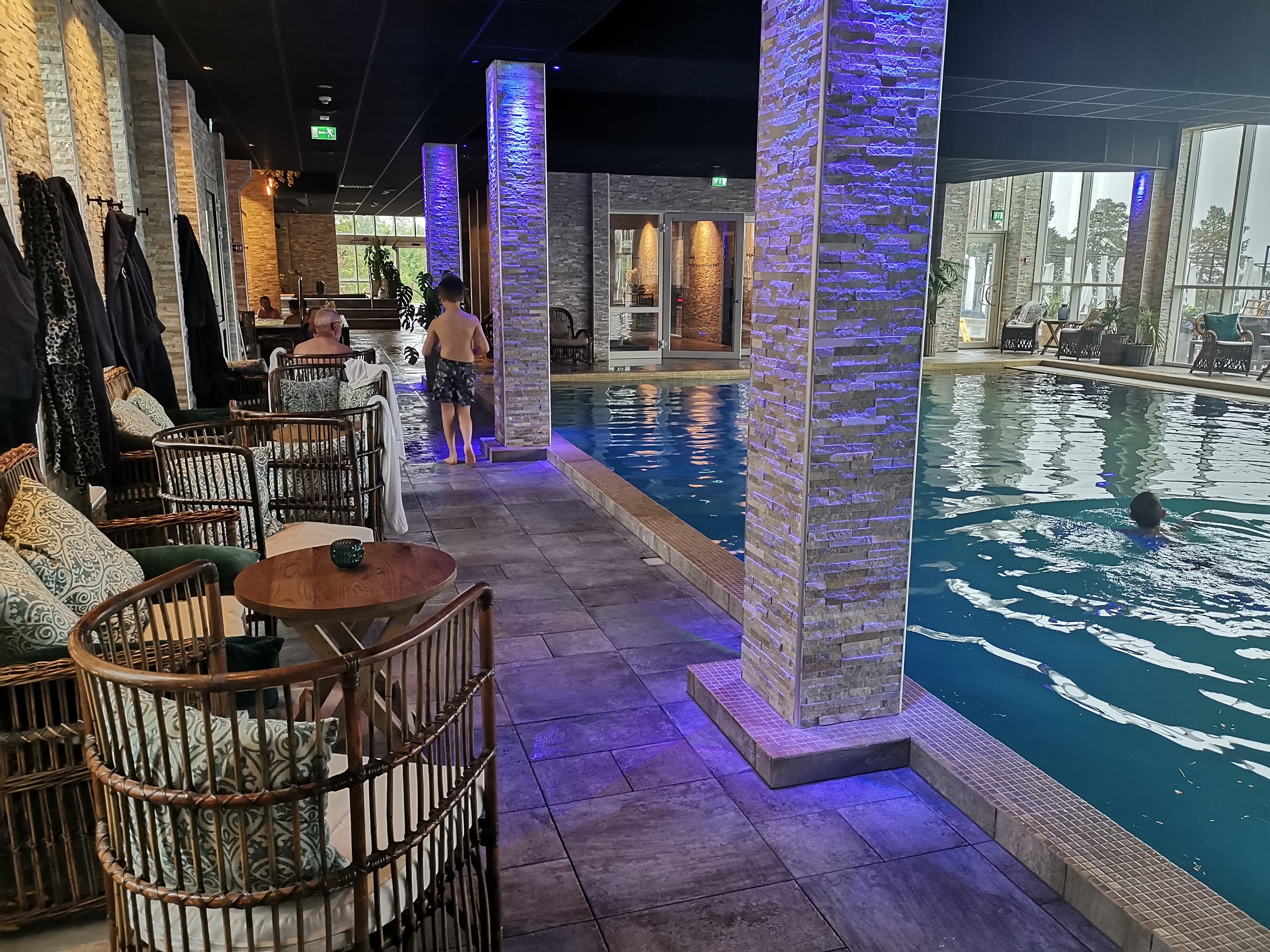 Hotell i Stockholm med pool