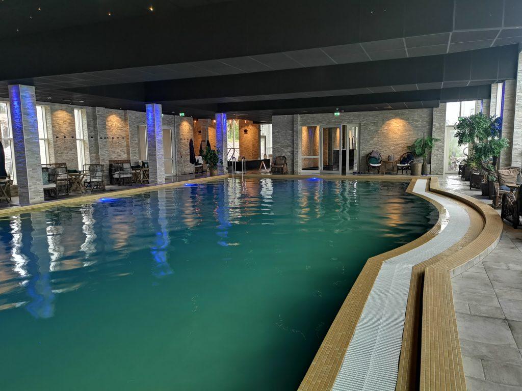 Spa på Hotell Havsbaden