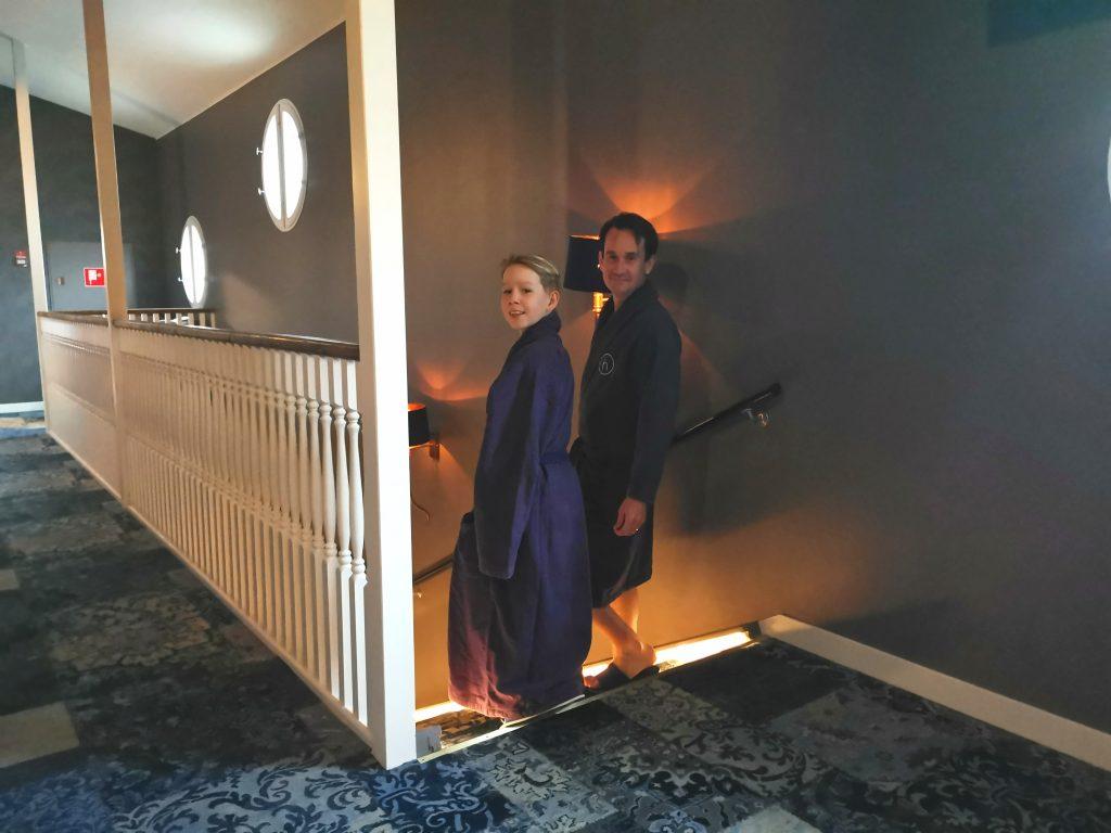 Mot spa på Hotell Havsbaden