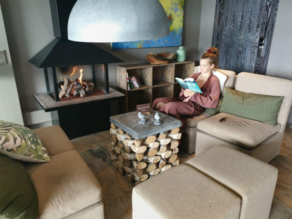 Arken hotells spa - Art Garden Spa relax