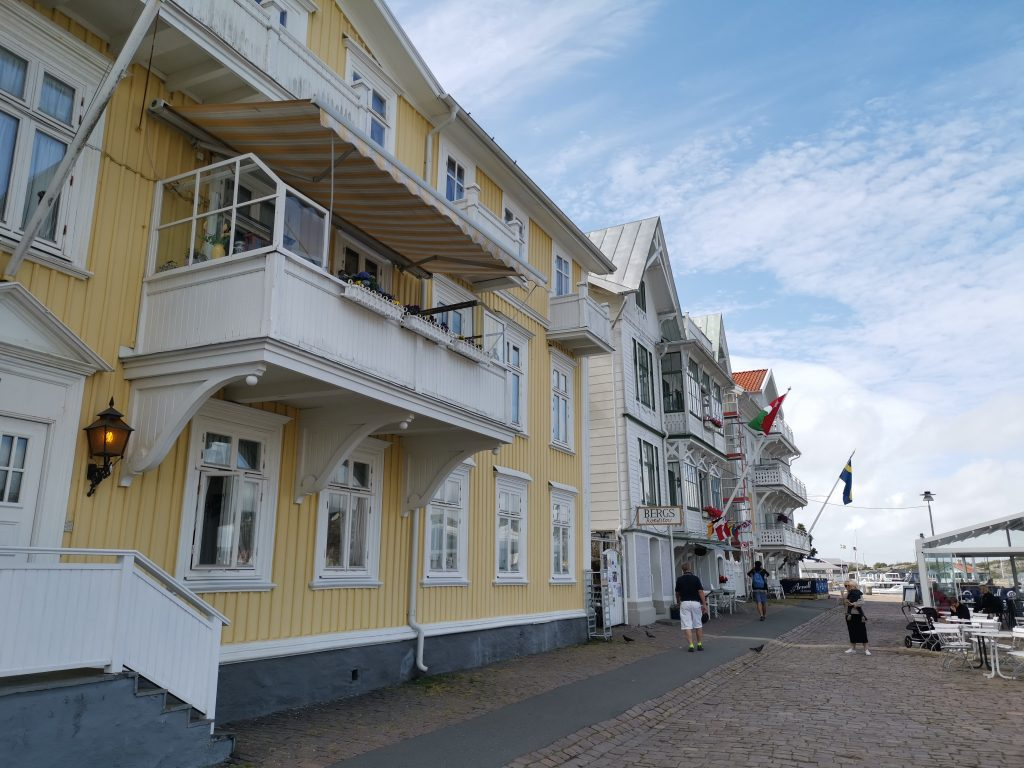 saker att göra på Marstrand
