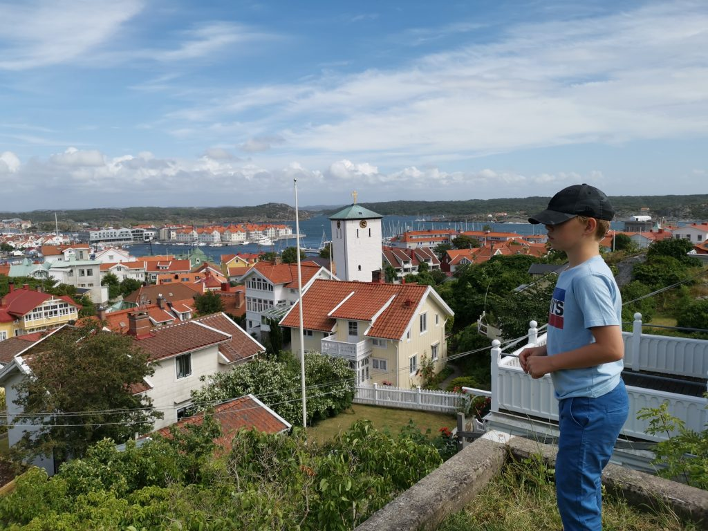 Roadtrip i Sverige Marstrand