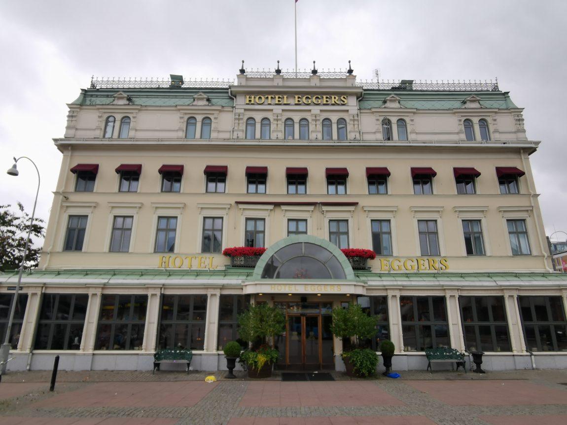 Hotell Eggers i Göteborg