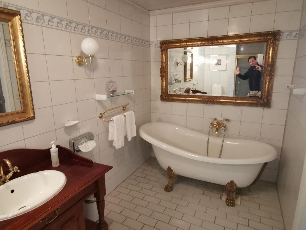Thorskogs Slott - badrum