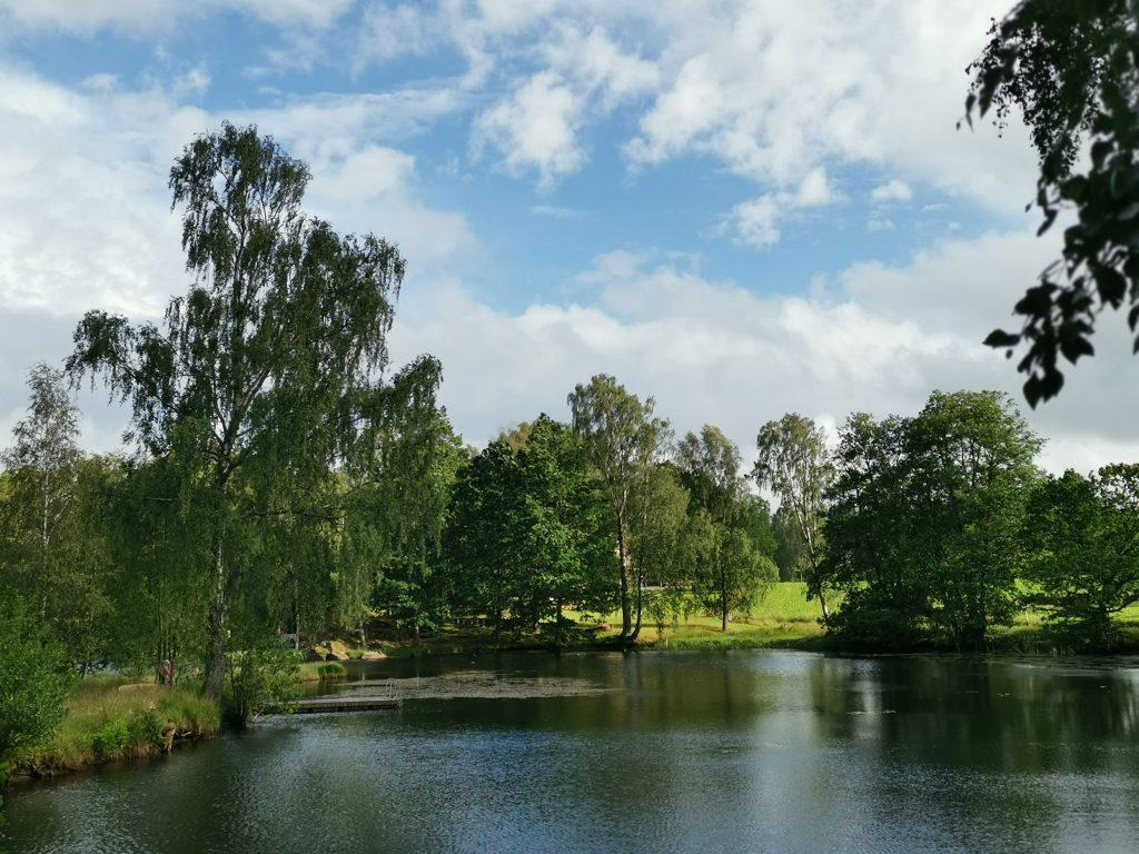 Promenad kring Thorskogs Slott