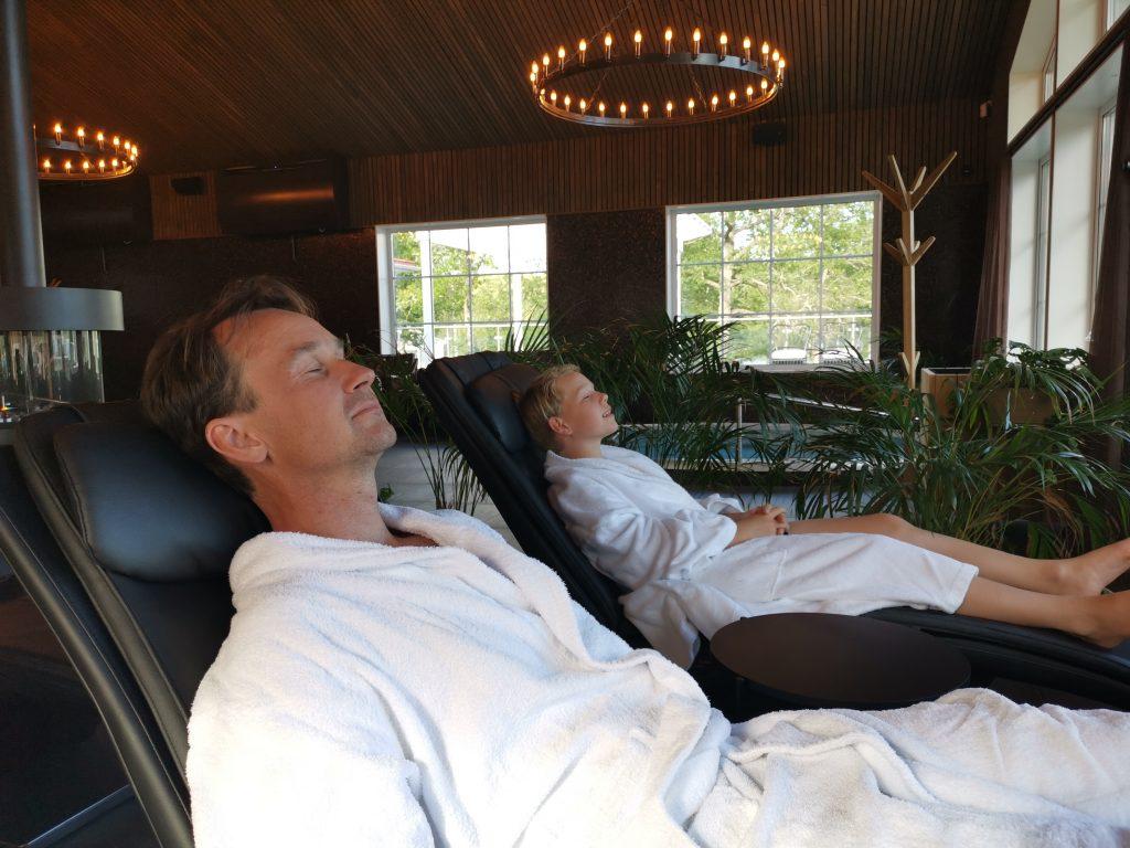 Relax på Dömle Herrgård