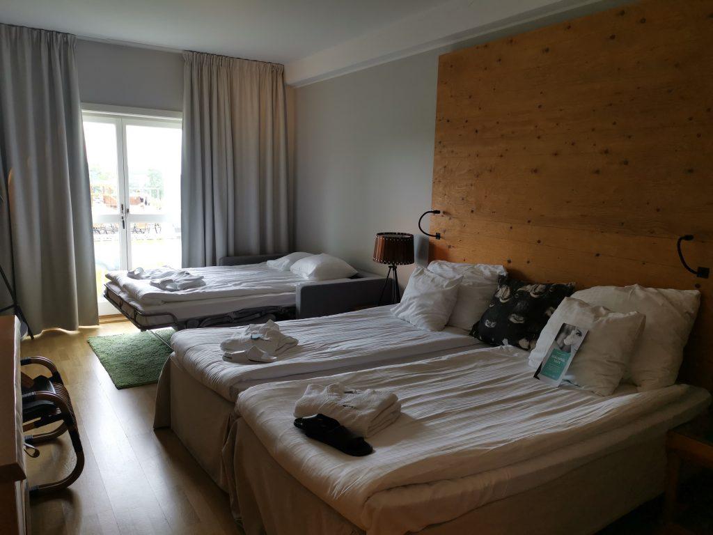Rummen på Selma Spa
