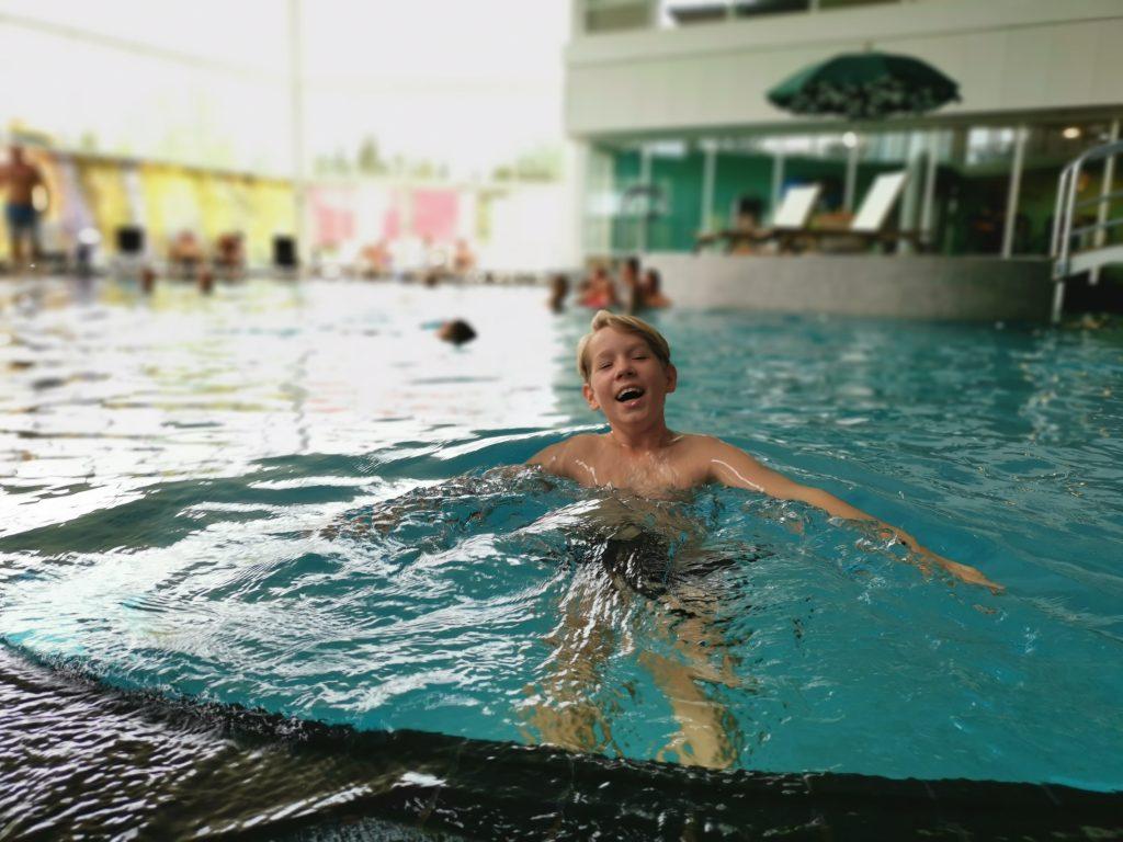 Spa på Selma Spa Pool