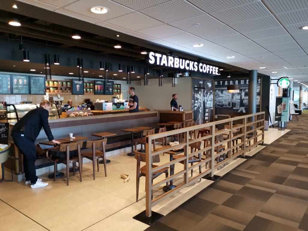 Starbucks Arlanda Terminal 2