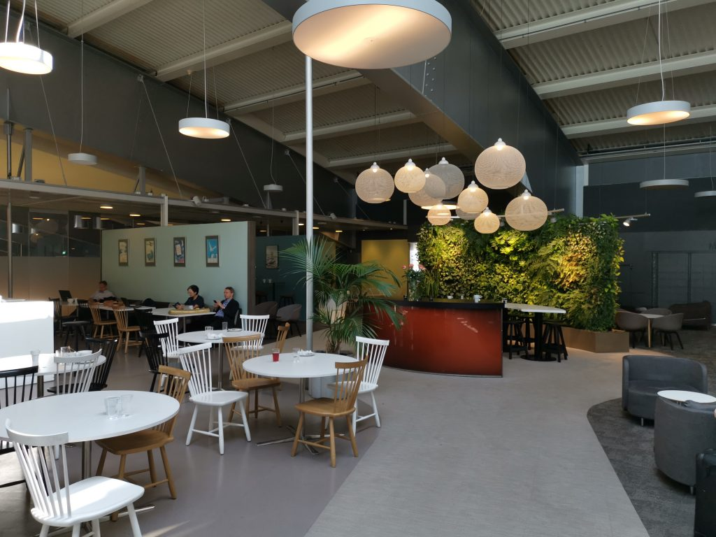 Aurora Lounge i Arlanda