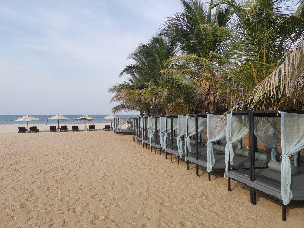Sri Lankas östkust - passikudah bay strand
