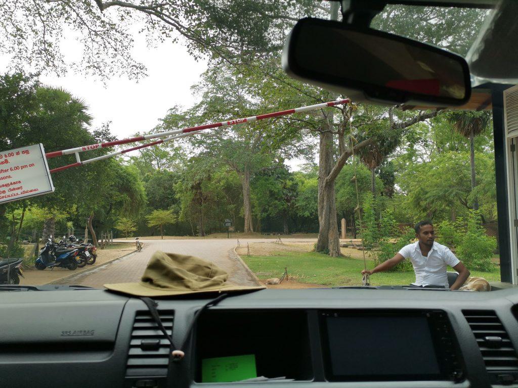 Besöka Polonnaruwa