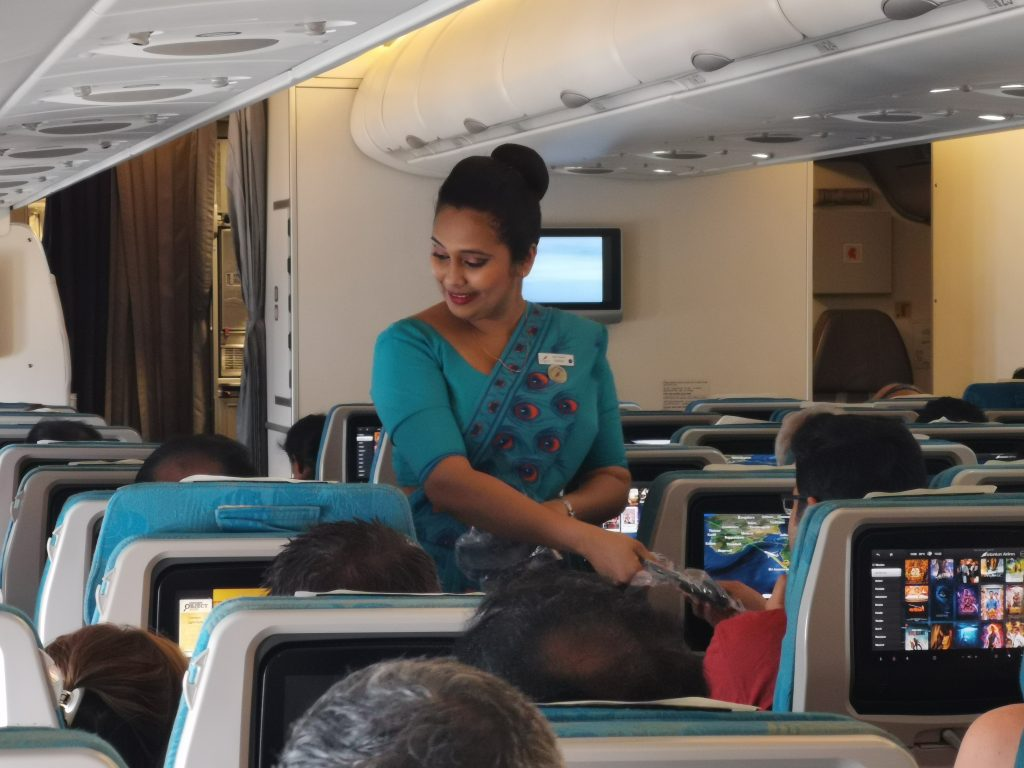 Flyg till Sri Lanka med Sri Lankan Airways