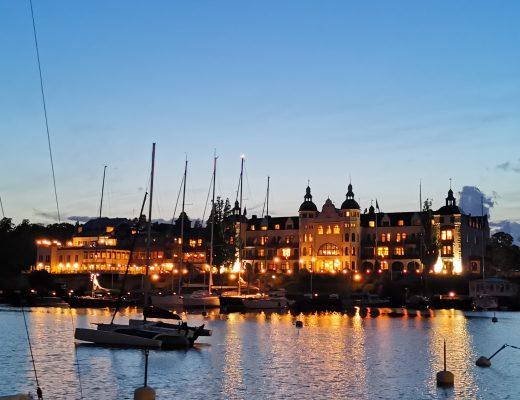 weekendpaket på Grand Hotel Saltsjöbaden