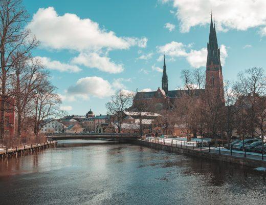 Höstweekend i Uppsala