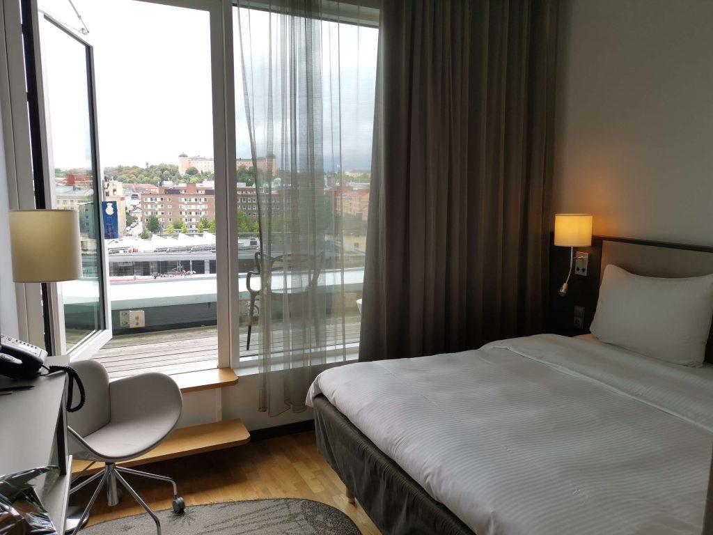 hotell i centrala Uppsala