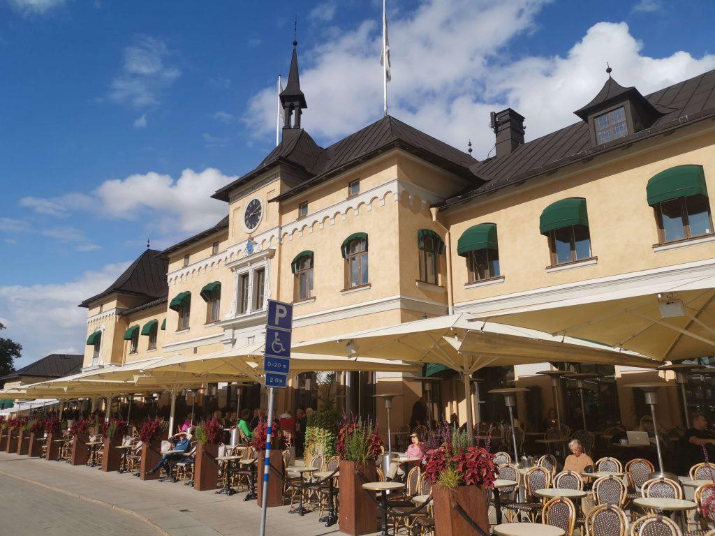 restauranger i Uppsala Stationen