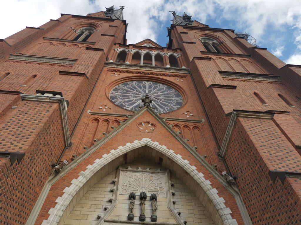 Sveriges största kyrka - Uppsala Domkyrka