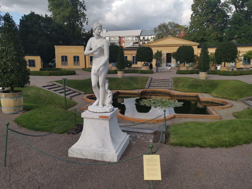 Linnéträdgården -  Sveriges äldsta botaniska trädgård