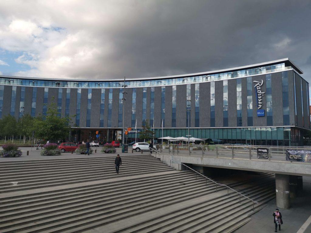 Weekend i Uppsala Radisson Blu i Uppsala