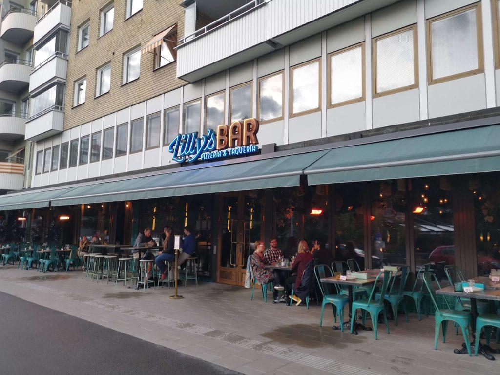 Lillys Pizzeria & Taqueria Uppsala