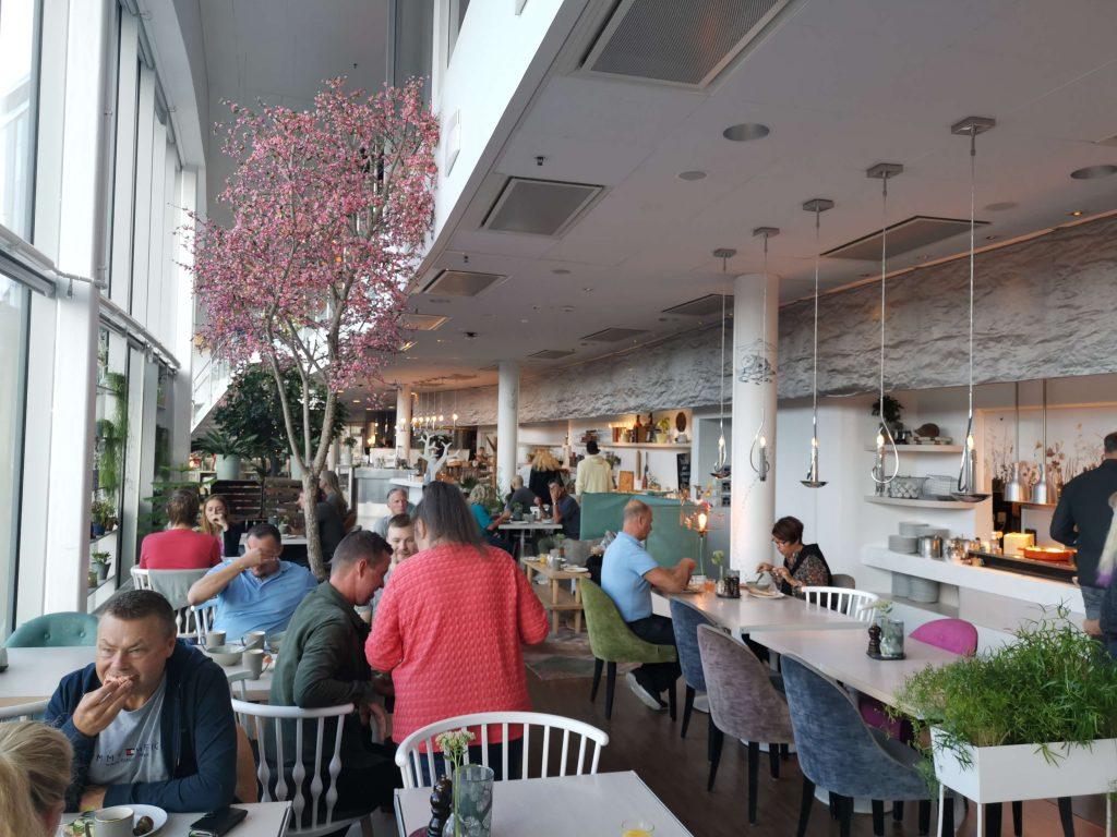 Restaurang Picnic på Radisson Blu Uppsala