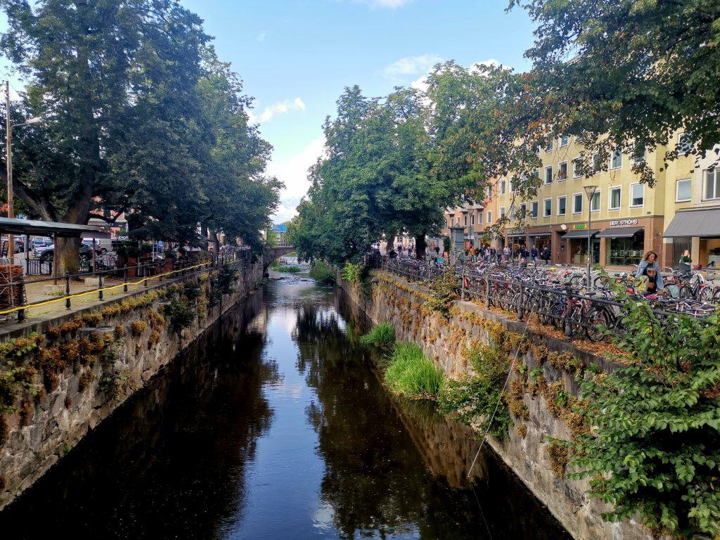 Weekend i Uppsala