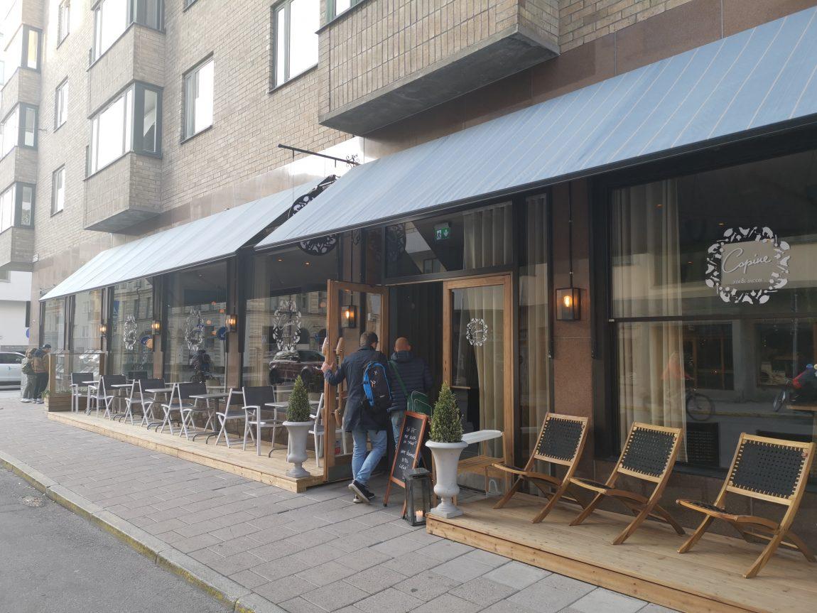 Restaurang Copine - Jim & Jacobs nya restaurang på Östermalm.
