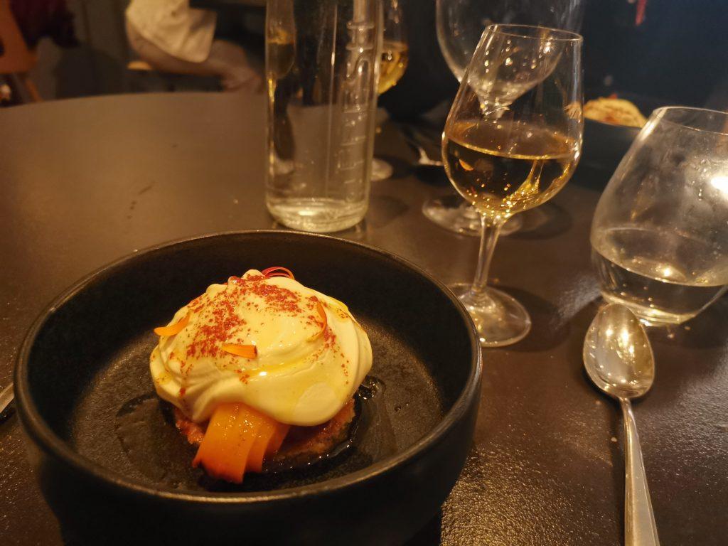 Restaurang Copine dessert