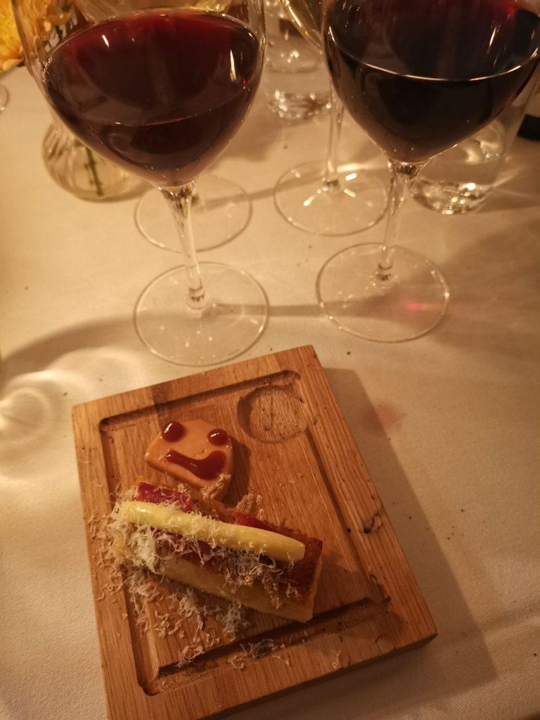 Restaurang Coco & Carmen  Croque Monsieur