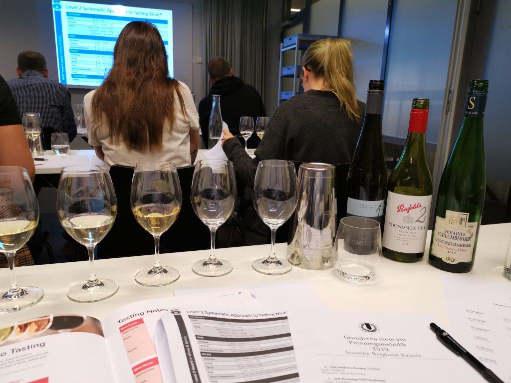 Nybörjarkurs i vin