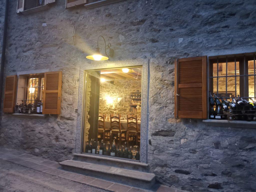 Vinresa till Italien - Restauranger i Valtinella