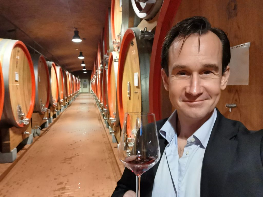 Besöka vinmakare och vingård i Valtinella