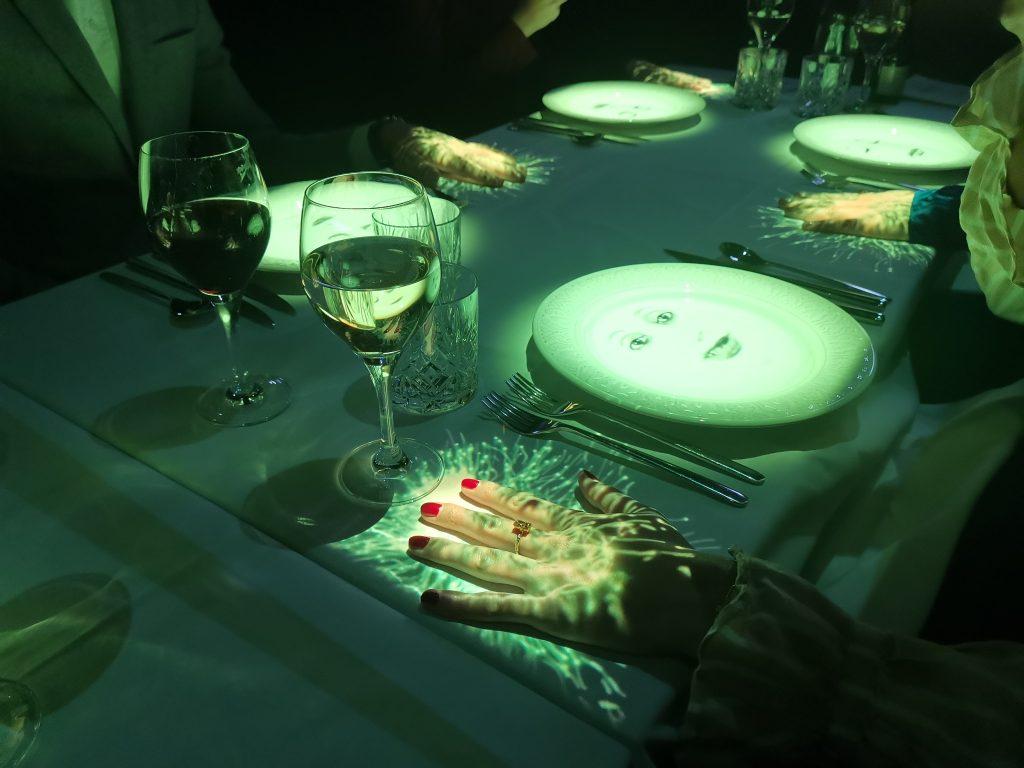 Banquet of Hoshena på Kasai