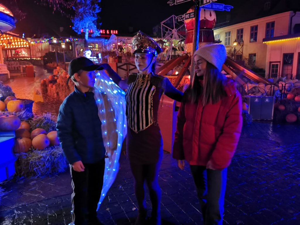 Halloween på Gröna Lund tips