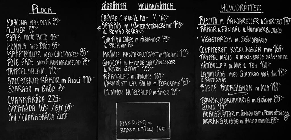 Stockholms bästa vinbarer - Combo Vinbar